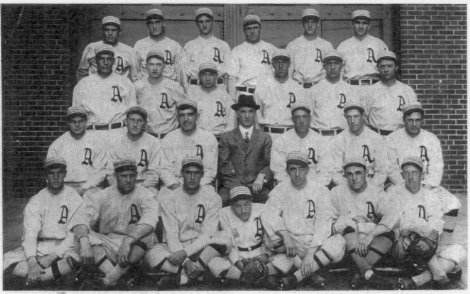 The 1914 Philadelphia A's