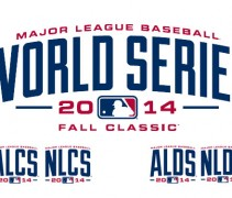 2014 MLB World Series Logo