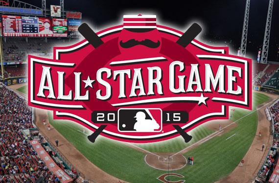 MLB Unveils 2015 All-Star Game Logo in Cincinnati