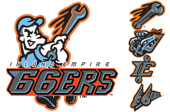 Get your kicks with the Inland Empire 66ers: The story behind the nickname