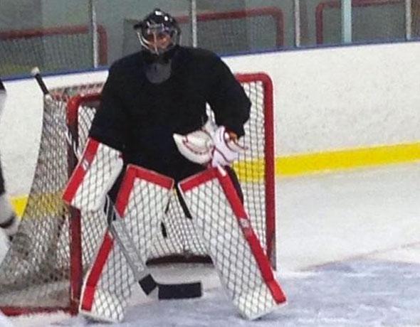 Pic True Camouflage Goalie Equipment Chris Creamer S