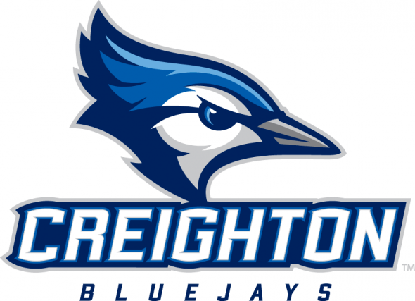 The Creighton Bluejays unveiled this new logo in October 2013