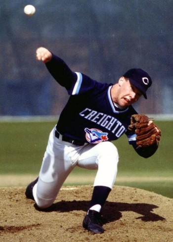 meet a2595 ce815 Creighton Bluejays Baseball 1991 uniform | Chris Creamer's ...