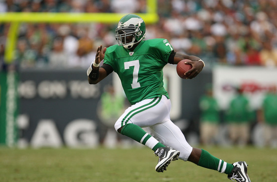 Are The Philadelphia Eagles Going Back To Kelly Green?