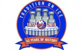 Islanders Nassau Coliseum final season logo