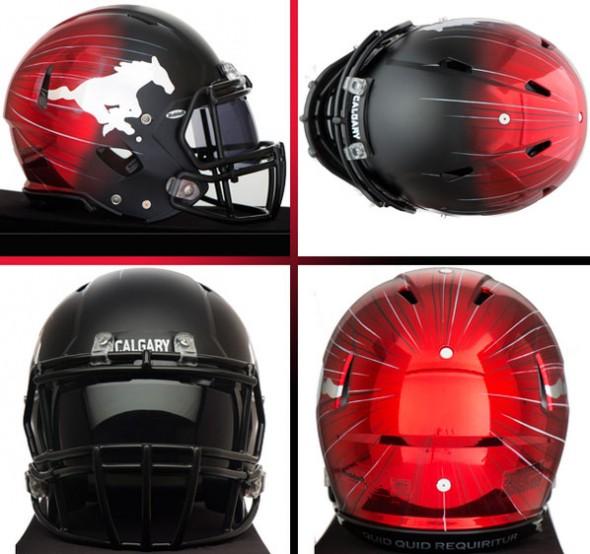 Stampeders Signature Helmet