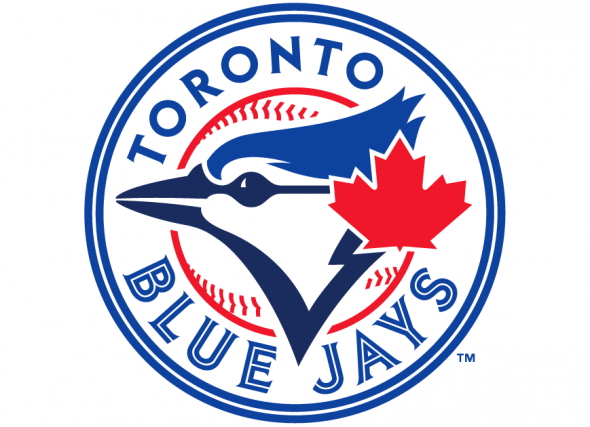 The Toronto Blue Jays unveiled this logo in November 2011