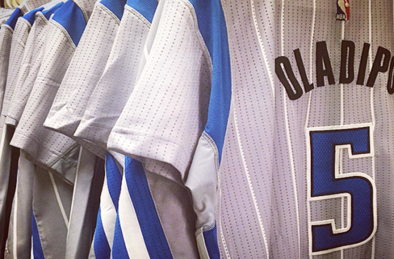 Orlando Magic Officially Reveal Sleeved Pride Jersey