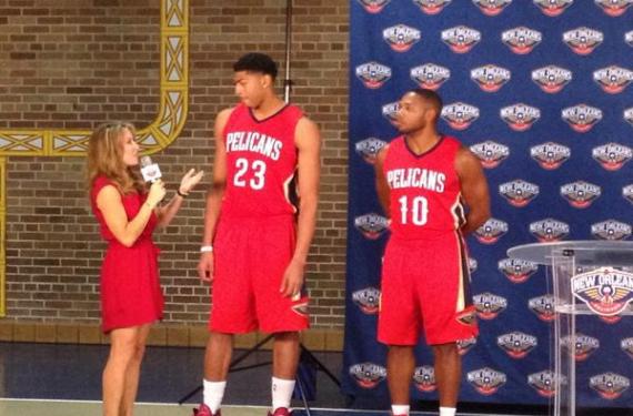 Pelicans Reveal Alternate Uniform That Was Leaked Earlier Today