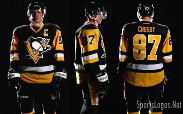 new product a7276 7a116 Pittsburgh Penguins Unveil Retro Third Jersey | Chris ...