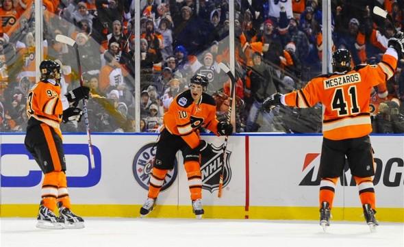 Philadelphia Flyers 2012 Winter Classic Jersey
