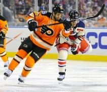 Philadelphia Flyers 2012 Winter Classic Uniform
