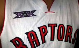 Toronto Raptors 20th Anniversary Jersey Patch 2014-15