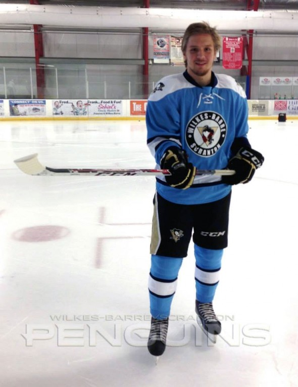WBS Penguins New Alternate Jersey 2014-15