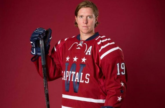 16fd56aec2b Washington Capitals Unveil 2015 Winter Classic Uniform