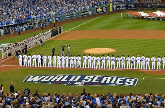 2014 World Series Pregame