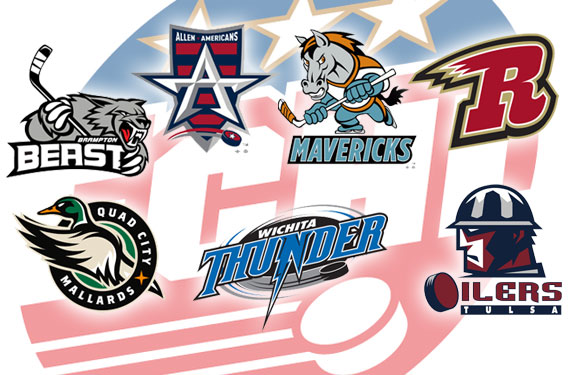 ECHL Now at 29 Teams after Merger with CHL