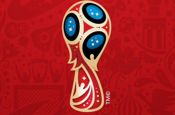 2018 World Cup Logo Is Officially Unveiled