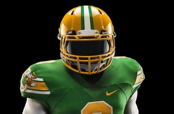 College Football Uniform Roundup: 10/18/14 Weekend