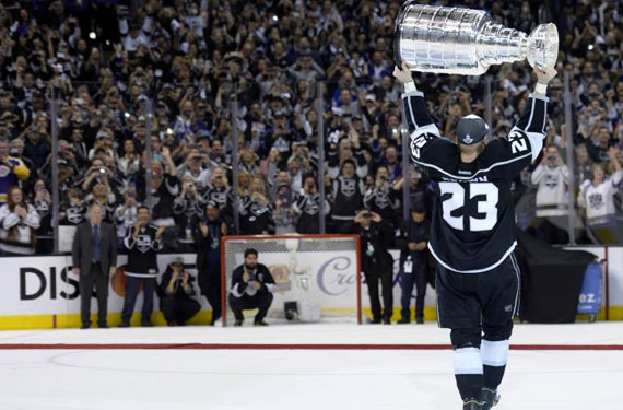 Los Angeles Kings 2014 Stanley Cup
