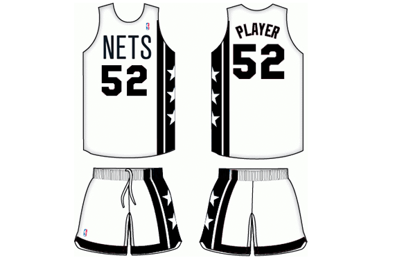 newest df7d4 998fb Brooklyn Nets Shorts Leak On Ebay, All But Confirm New Alt ...