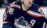 New York Islanders Uniform 1996-97