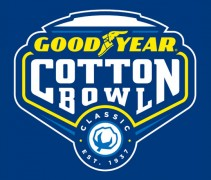 2015 Goodyear Cotton Bowl Logo