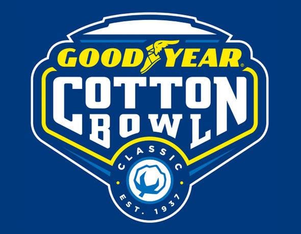 2015 Goodyear Cotton Bowl Logo