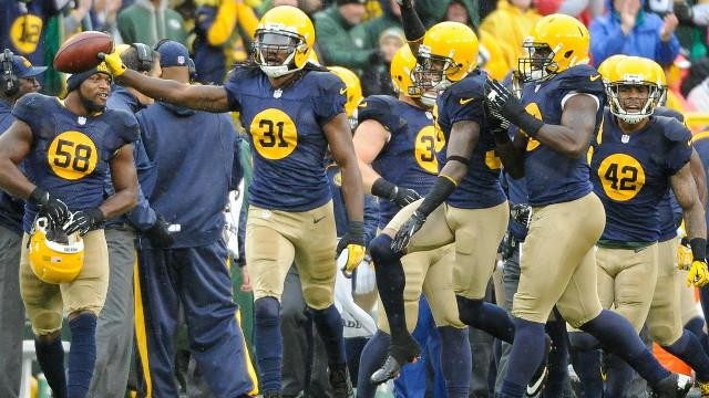 Green Bay Packers Need To Shelve Their Acme Throwbacks ...