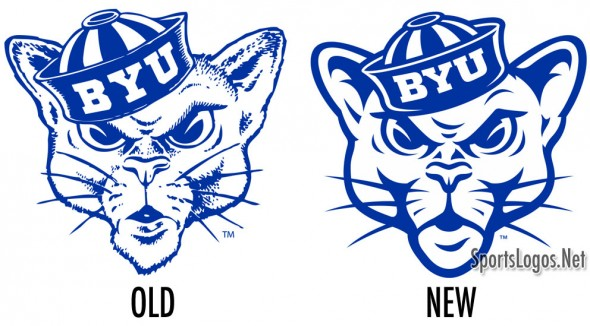 BYU Logo Compare