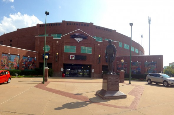 Chickasaw_Bricktown_Ballpark,_Oklahoma_City_2013-08-27_13-14
