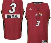 Dwyane Wade Miami Heat Christmas Jersey 2014-15