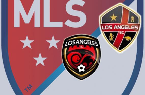 LAFC Logos MLS