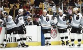 Los Angeles Kings Burger King Uniform 1995-96