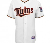 Minnesota Twins 2015 Home Jersey