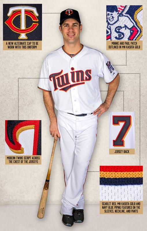 Minnesota Twins New Uniform