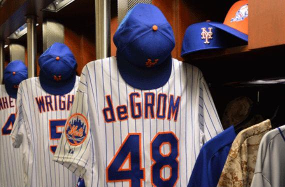 New Mets Uniform Patch
