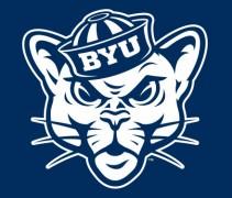 New BYU Logo