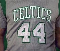 New Celtics alternate uniform