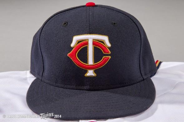 New Twins home cap 2015