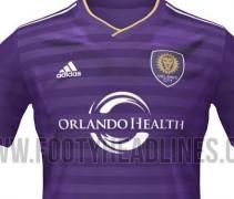 Orlando City SC Leaked Jersey