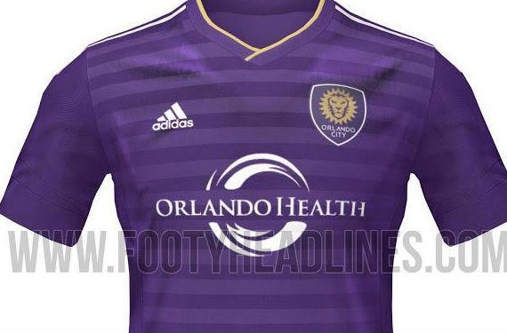 Orlando City SC Unveils New Uniform