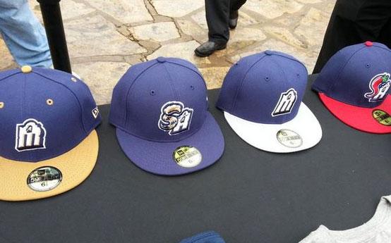 SA Missions New Caps 2015