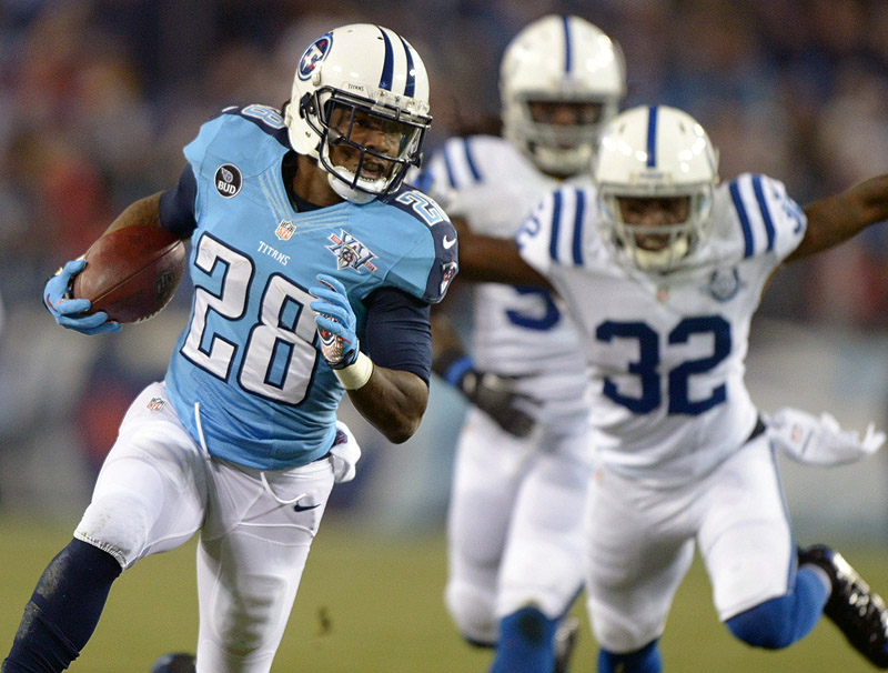 Tennessee Titans Will Be Going Back To Navy As Primary Home ...