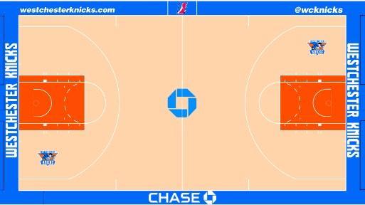 Westchester Knicks Court