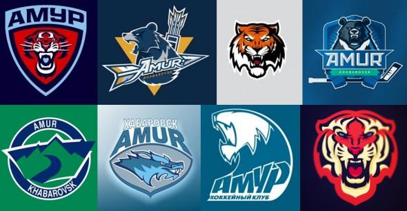 Amur Khabrovsk Logo Vote Finalists 2014