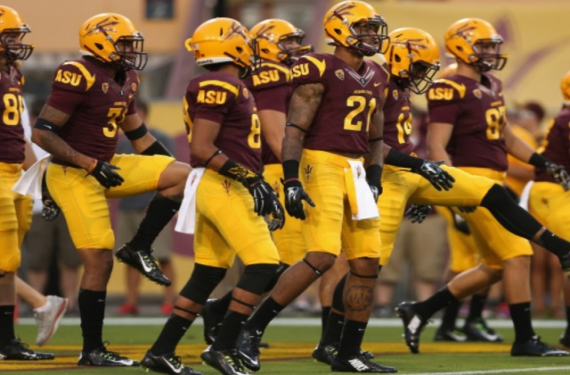 Arizona State May Be Switching From Nike To Adidas Starting In 2015