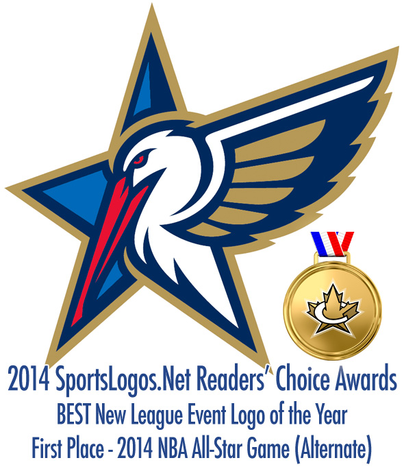 Best League Logo 2014 - 1st - NBA All Star Game