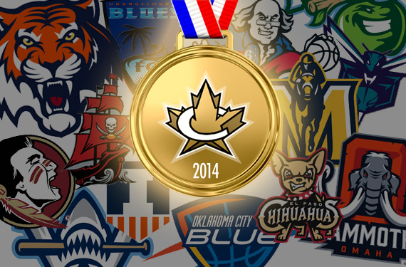 Best, Worst New Logos of 2014: SportsLogos.Net Readers' Choice Awards