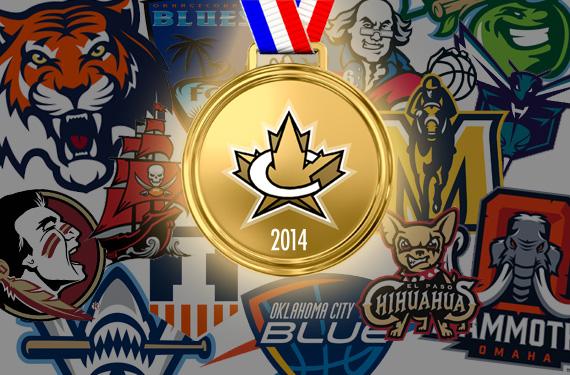 Best Worst New Sports Logos 2014